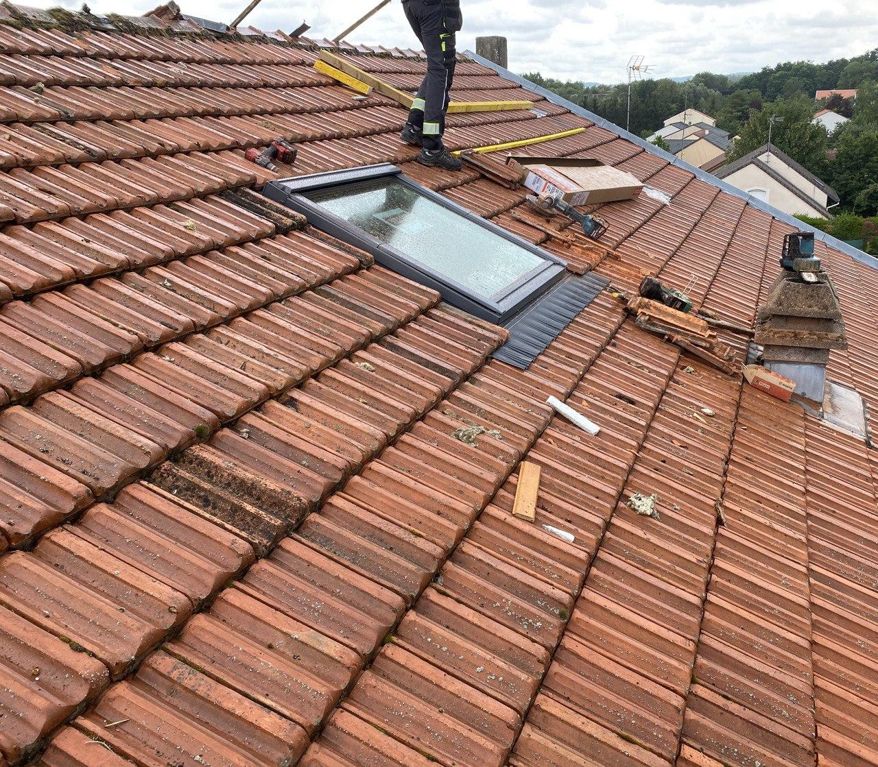 nouvelle fenetre de toit
